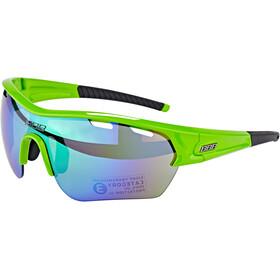 BBB Select XL BSG-55XL Sport Glasses green glossy